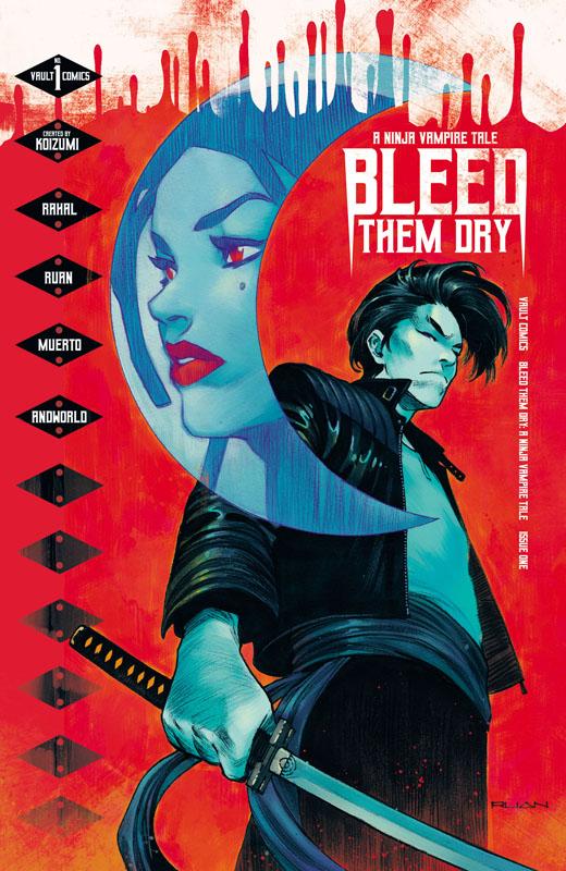 Bleed Them Dry #1-6 (2020-2021)