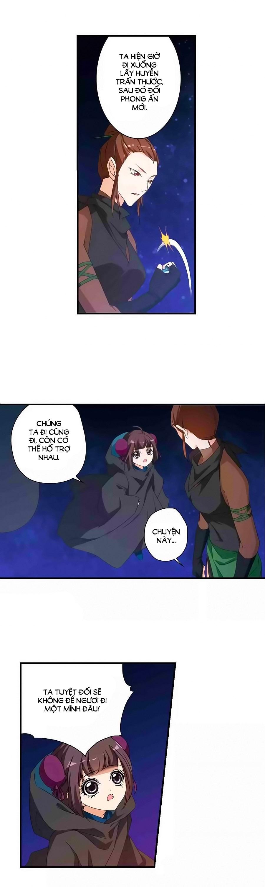 Hoa Thiên Cốt chap 156 - Trang 8