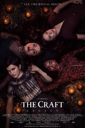 The Craft poster image