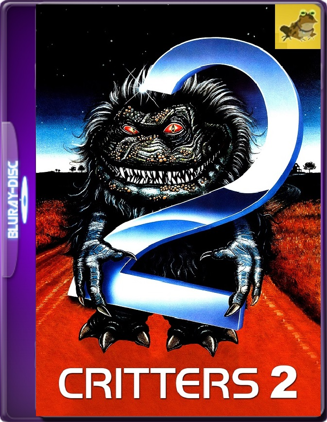 Critters 2 (1988) Brrip 1080p (60 FPS) Latino / Inglés