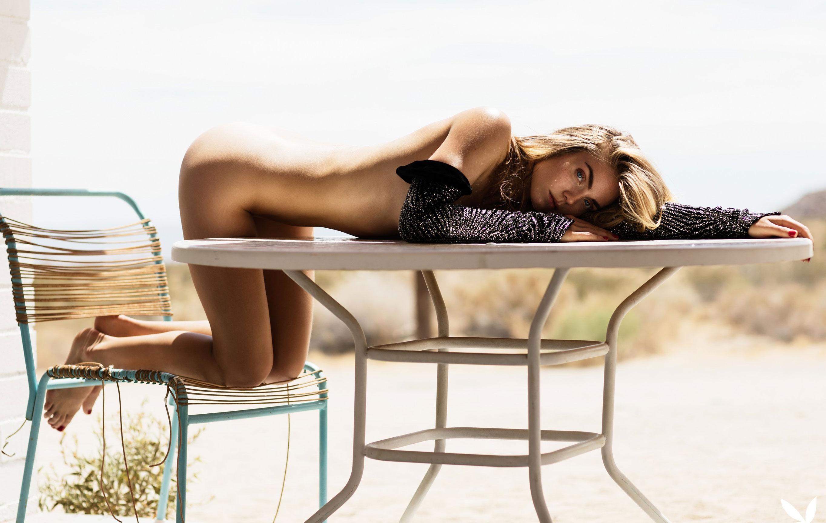 Девушка месяца Playboy USA Джорди Мюррэй / фото 01