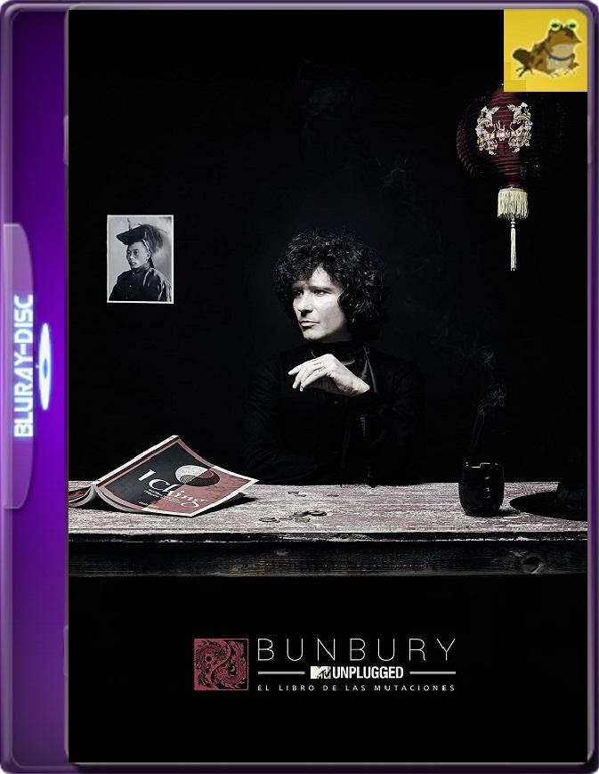 Enrique Bunbury MTV Unplugged: El Libro De Las Mutaciones (2015) WEB-DL 1080p (60 FPS) Español