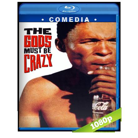 descargar Los Dioses Deben Estar Locos 1080p Lat-Cast-Ing[Comedia](1980) gratis