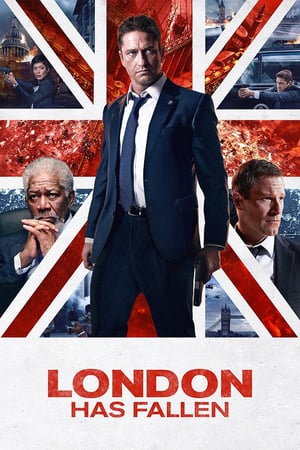 London Has Fallen 2016 720p BluRay H264 AAC-RARBG
