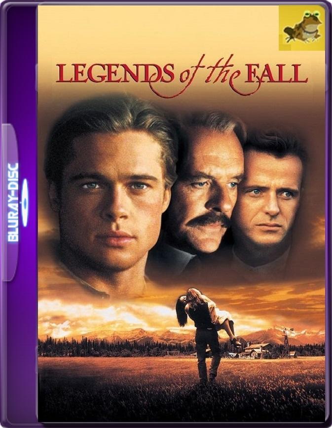 Leyendas De Pasión (1994) Brrip 1080p (60 FPS) Latino / Inglés