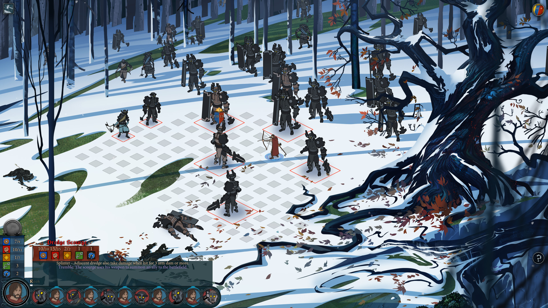 The Banner Saga 2 – Deluxe Edition Captura 3