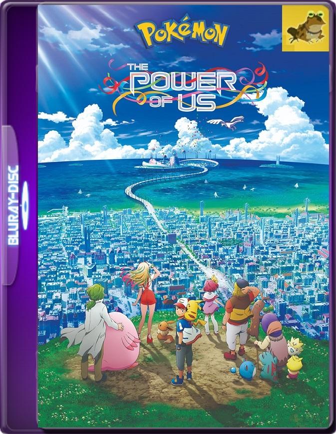 Pokémon: El Poder De Todos (2018) Brrip 1080p (60 FPS) Latino