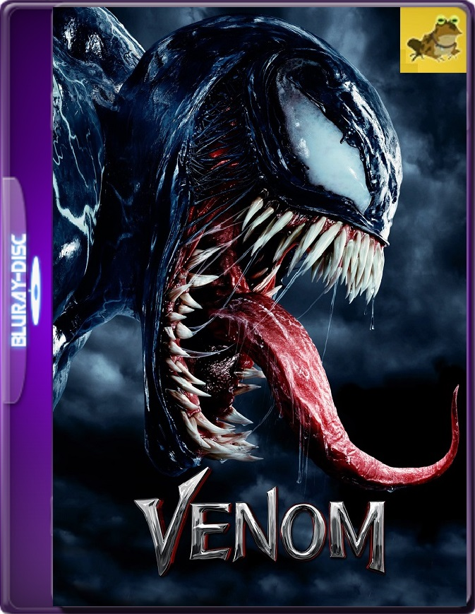 Venom (2018) Brrip 1080p (60 FPS) Latino / Inglés