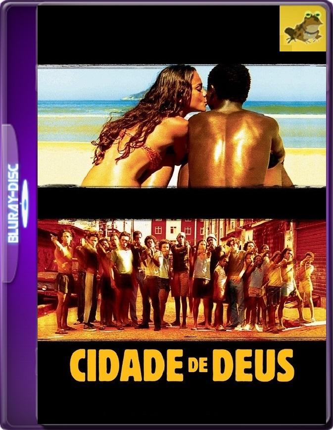 Ciudad De Dios (2002) Brrip 1080p (60 FPS) Latino / Portugués