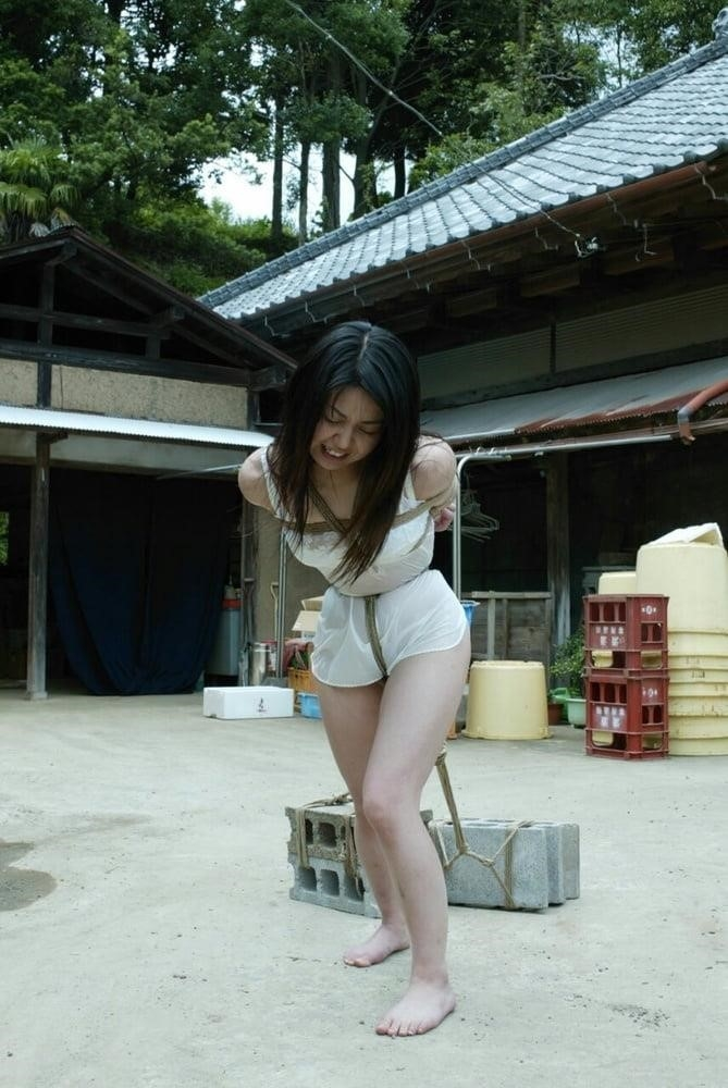 Sexy girl in bondage-4896