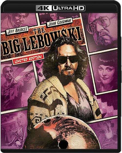 Big Lebowski / The Big Lebowski (1998) MULTi.REMUX.2160p.UHD.Blu-ray.HDR.HEVC.DTS-X7.1-DENDA / LEKTOR i NAPISY PL