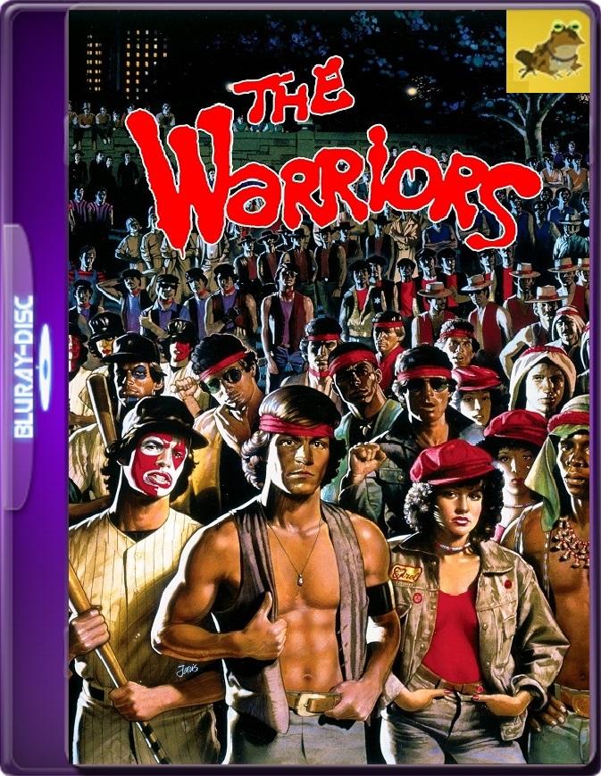 Los Guerreros (1979) Brrip 1080p (60 FPS) Latino / Inglés