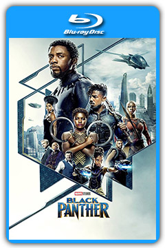 Black Panther (2018) 720p, 1080p BluRay [MEGA]