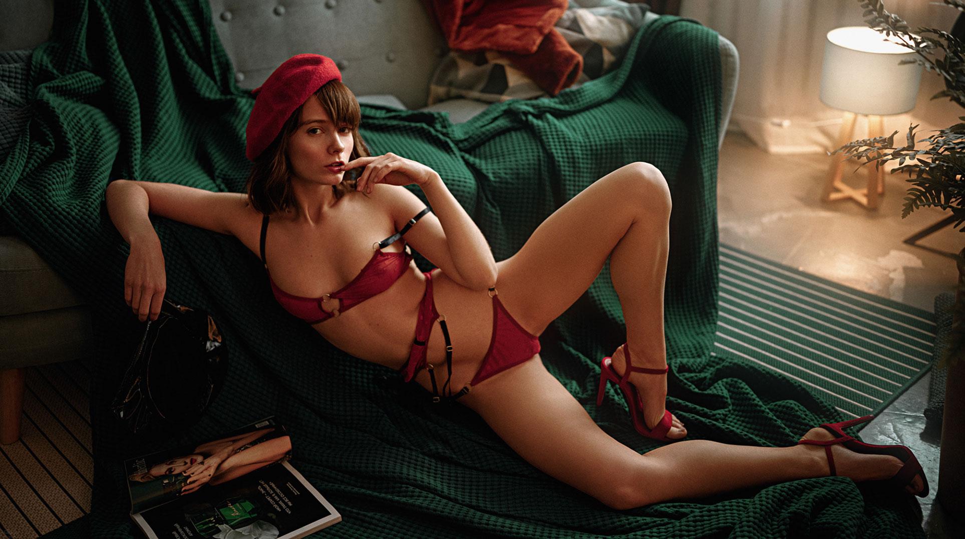Марта Громова, фотограф Георгий Чернядьев / фото 02