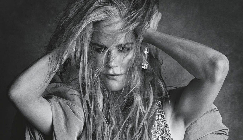 Николь Кидман в юбилейном номере Vogue Australia