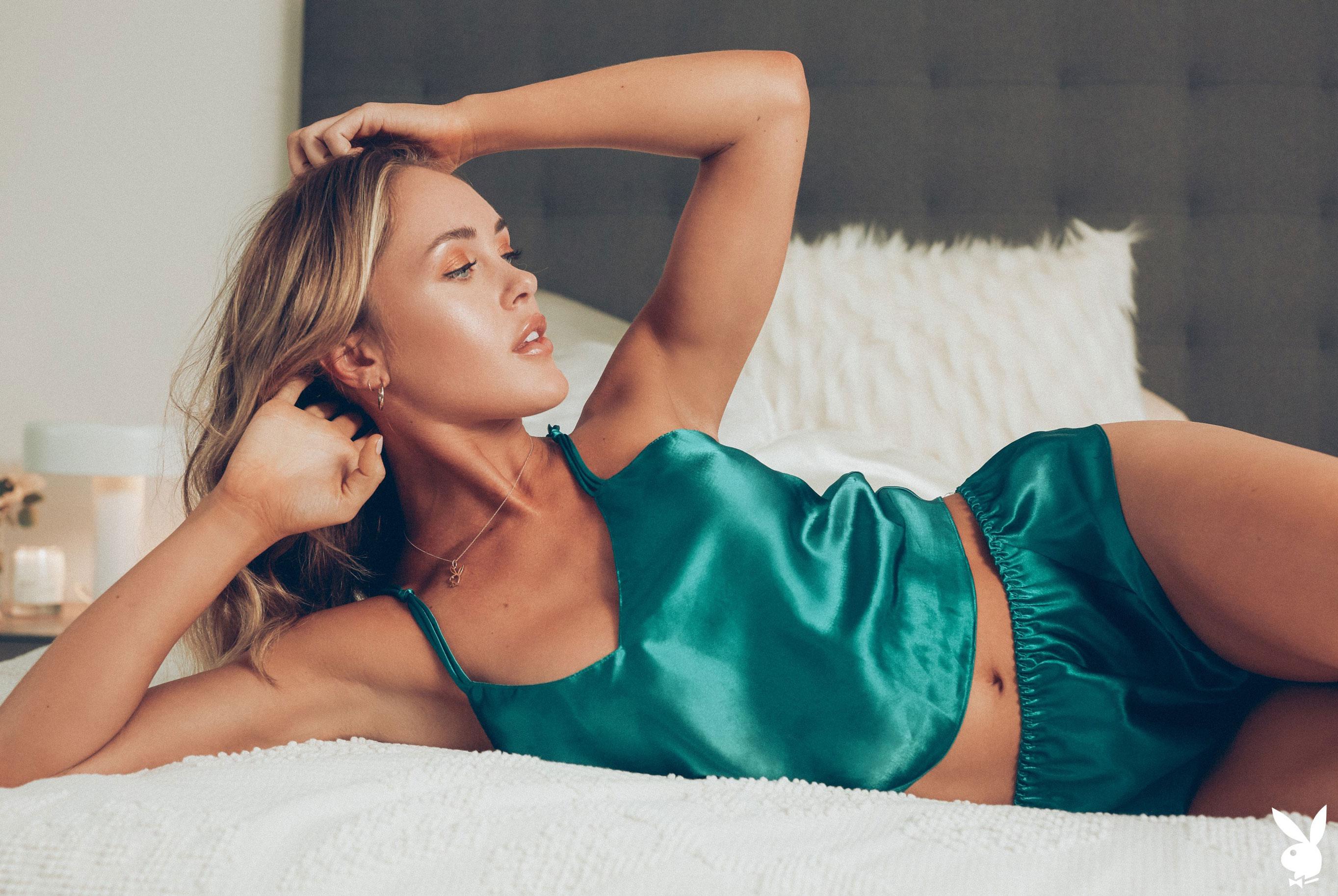 Девушка месяца Эбигейл О'Нил - Playboy США, май 2019 / фото 19