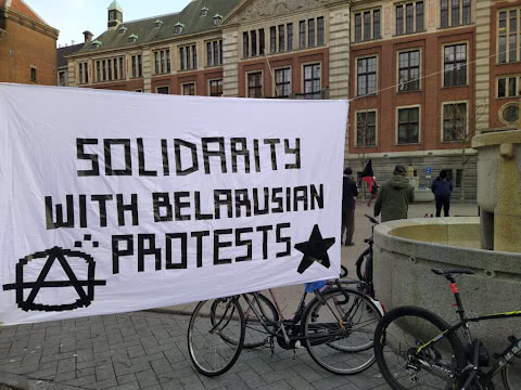 Solidarity with Belarusian protests