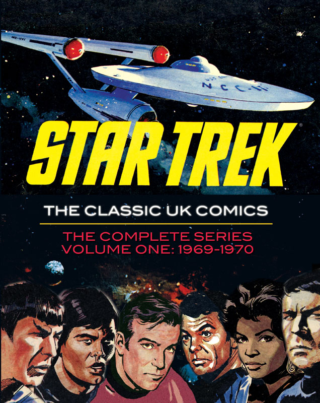 Star Trek - The Classic UK Comics v01 - 1969-1970 (2016)