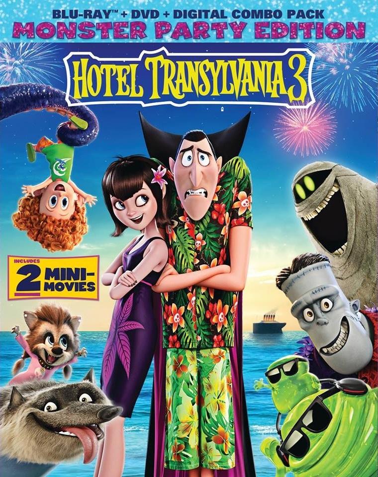 Hotel Transylvania 3 Summer Vacation 2018 1080p BluRay x264 LameyHost الجزء الثالث من فندق ترانسلفانيا مدبلج للغة العربية تحميل تورنت 1 arabp2p.com