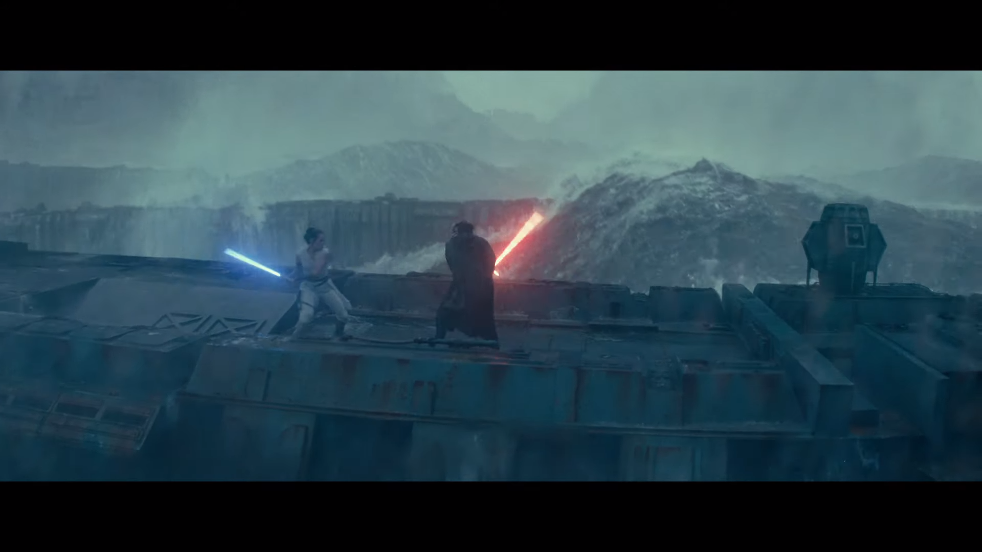 Star Wars The Rise Of Skywalker Check Out 35 Hi Res Screenshots From The Breathtaking Final Trailer