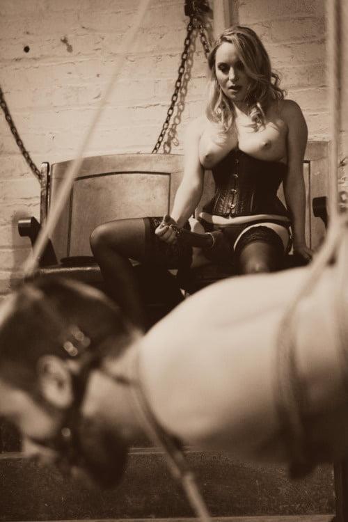 Femdom strapon mistress-8143