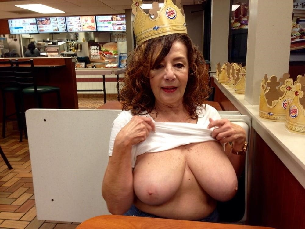 Nude grannies with big tits-5990