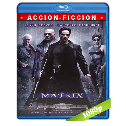 Matrix Full HD1080p Audio Trial Latino-Castellano-Ingles 5.1 1999