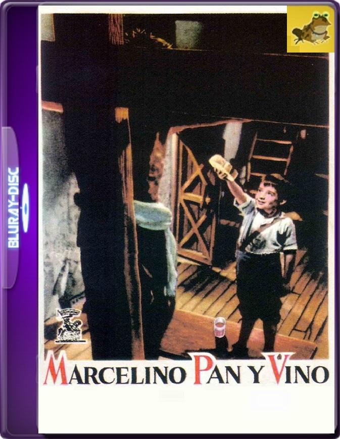 Marcelino, Pan Y Vino (1954) Brrip 1080p (60 FPS) Español