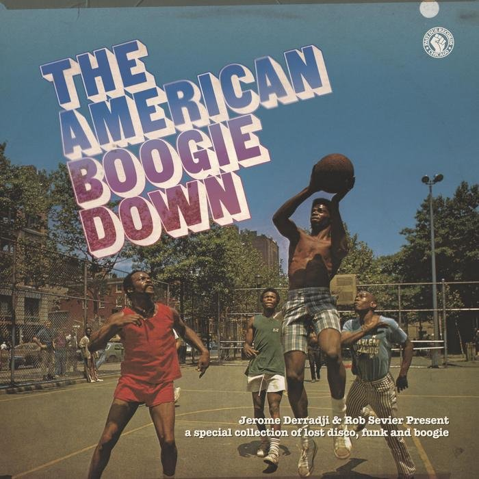 Poster for The American Boogie Down