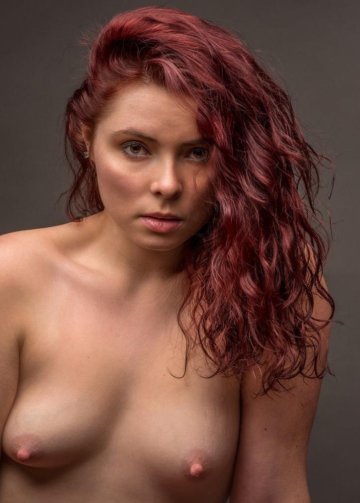 Nude black female models-7956