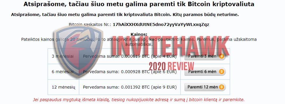 bitcoin rinkos reguliavimas