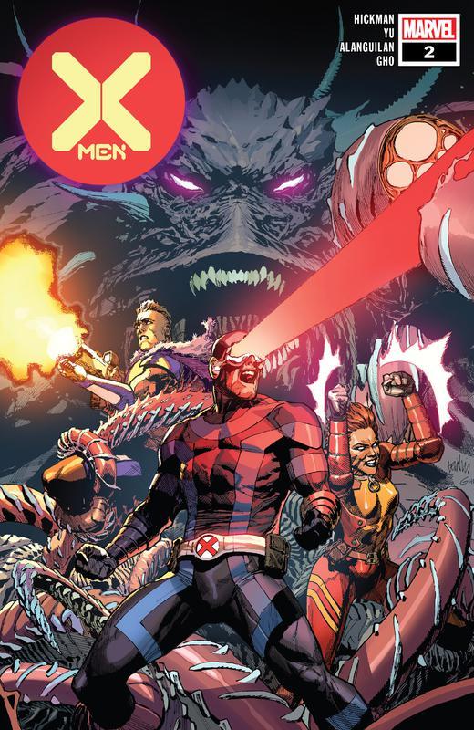 X-Men #1-16 (2019-2021)