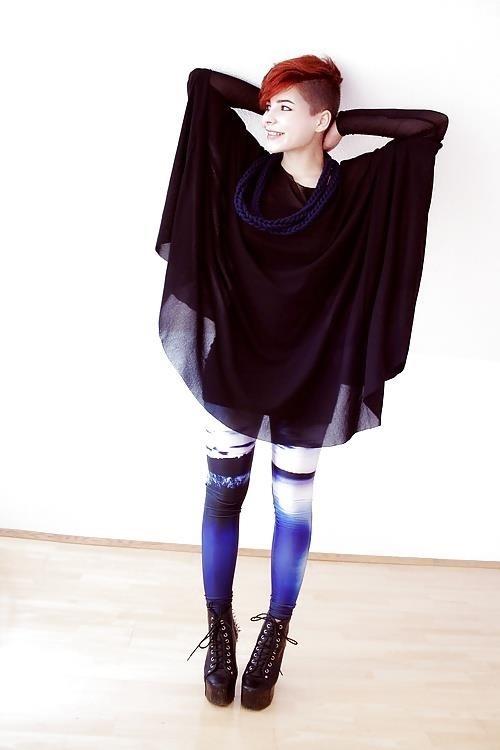 Best hair style for short hair girl-3597