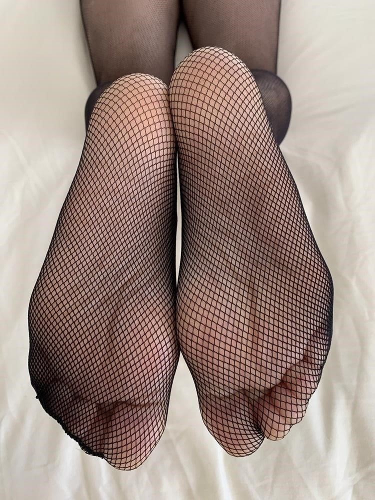 Lesbian feet bondage-3027