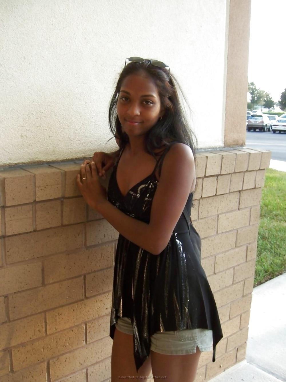 Gorgeous black teen sex-4269