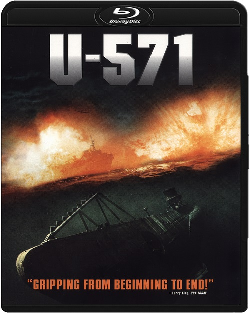 U-571 (2000) OPEN.MATTE.MULTi.720p.BluRay.x264.DTS.AC3-DENDA / LEKTOR i NAPISY PL