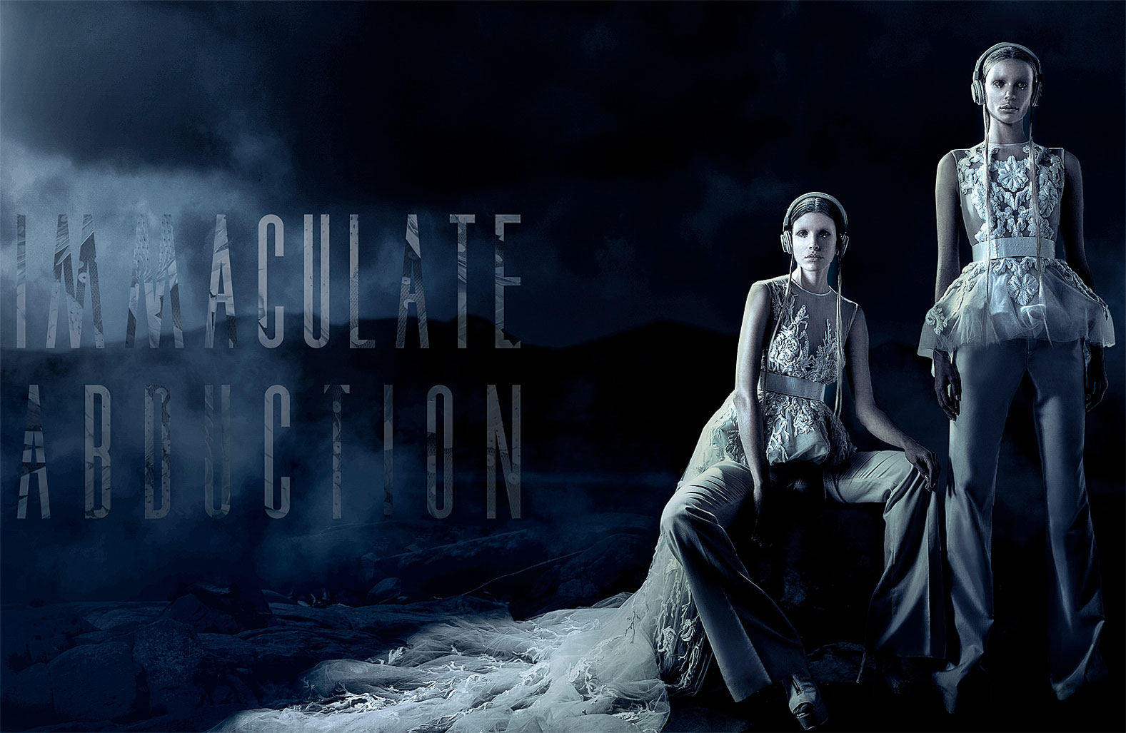 Immaculate Abduction by Oliver Doran / Tantalum Magazine april 2017