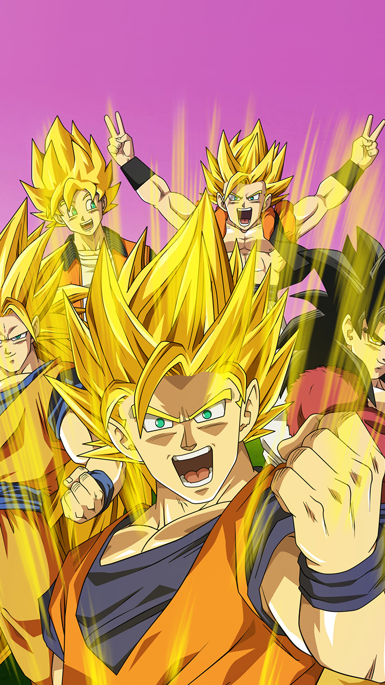 21 Top Dragon Ball Z Wallpaper for Your iPhone and Android Mobile Phone 13