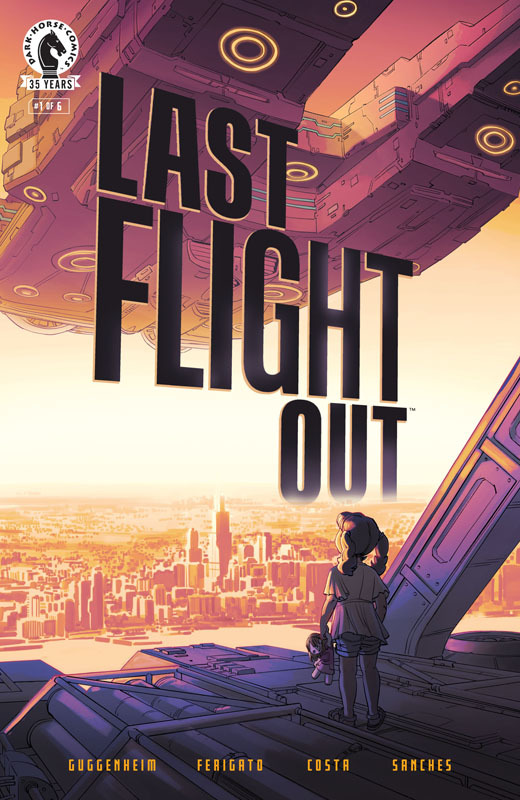 Last Flight Out 01 (of 06) (2021)
