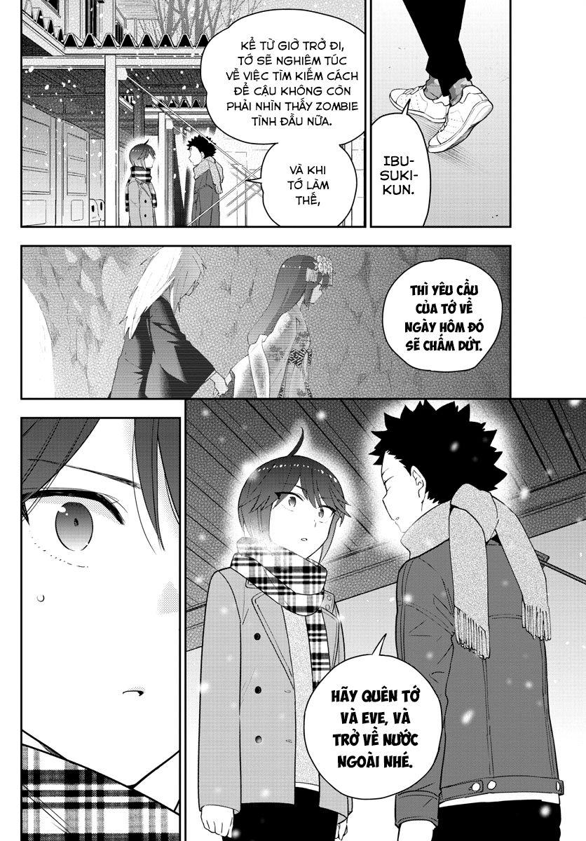 Hatsukoi Zombie Chapter 128 - Trang 16