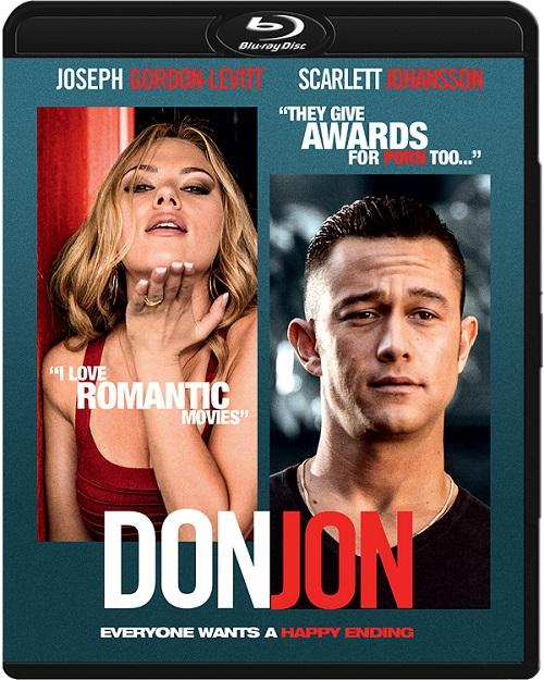 Don Jon (2013) V2.MULTi.720p.BluRay.x264.DTS.AC3-DENDA / LEKTOR i NAPISY PL