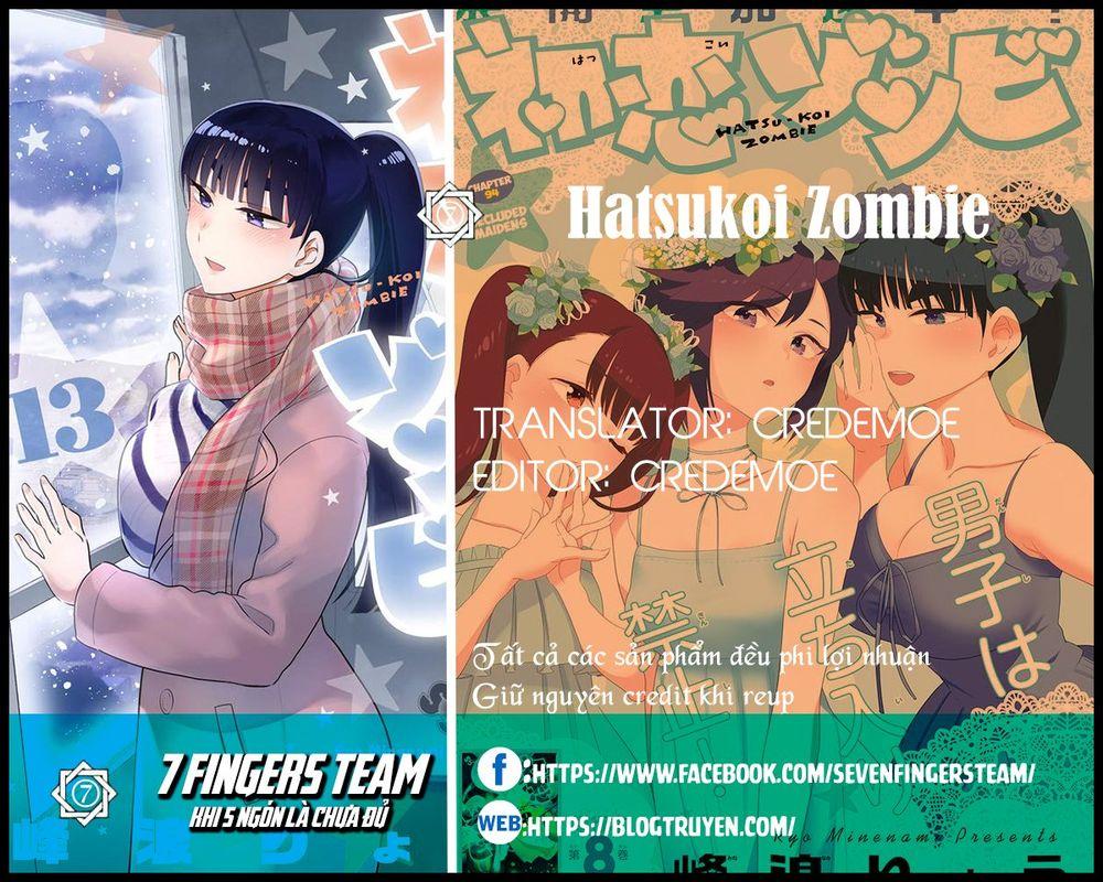 Hatsukoi Zombie Chapter 126 - Trang 2