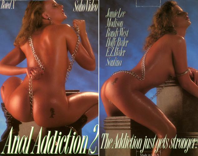 Anal Addiction 2 / Анальная зависимость 2 (Milton Ingley, Soho Video) [1990 г., Classic, Feature, Anal, VHSRip] (Jamie Leigh, Holly Ryder, Saki St. Jermaine, Randy West, Don Fernando, E Z Ryder, Ron Jeremy)