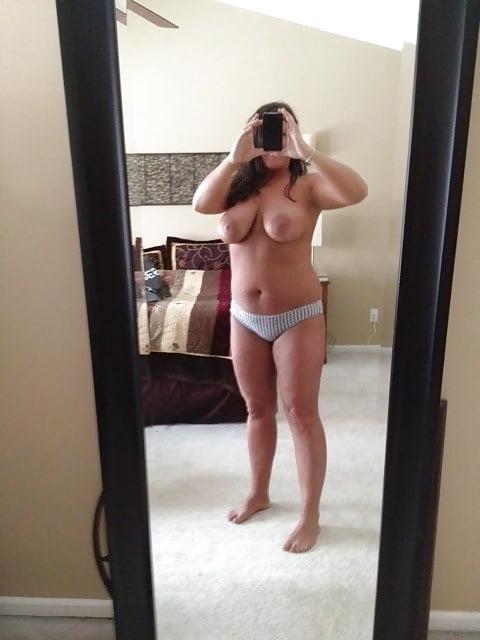 Big tit milf selfies-9674