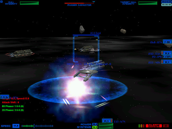 Star Trek: Starfleet Command Gold Edition Captura 1