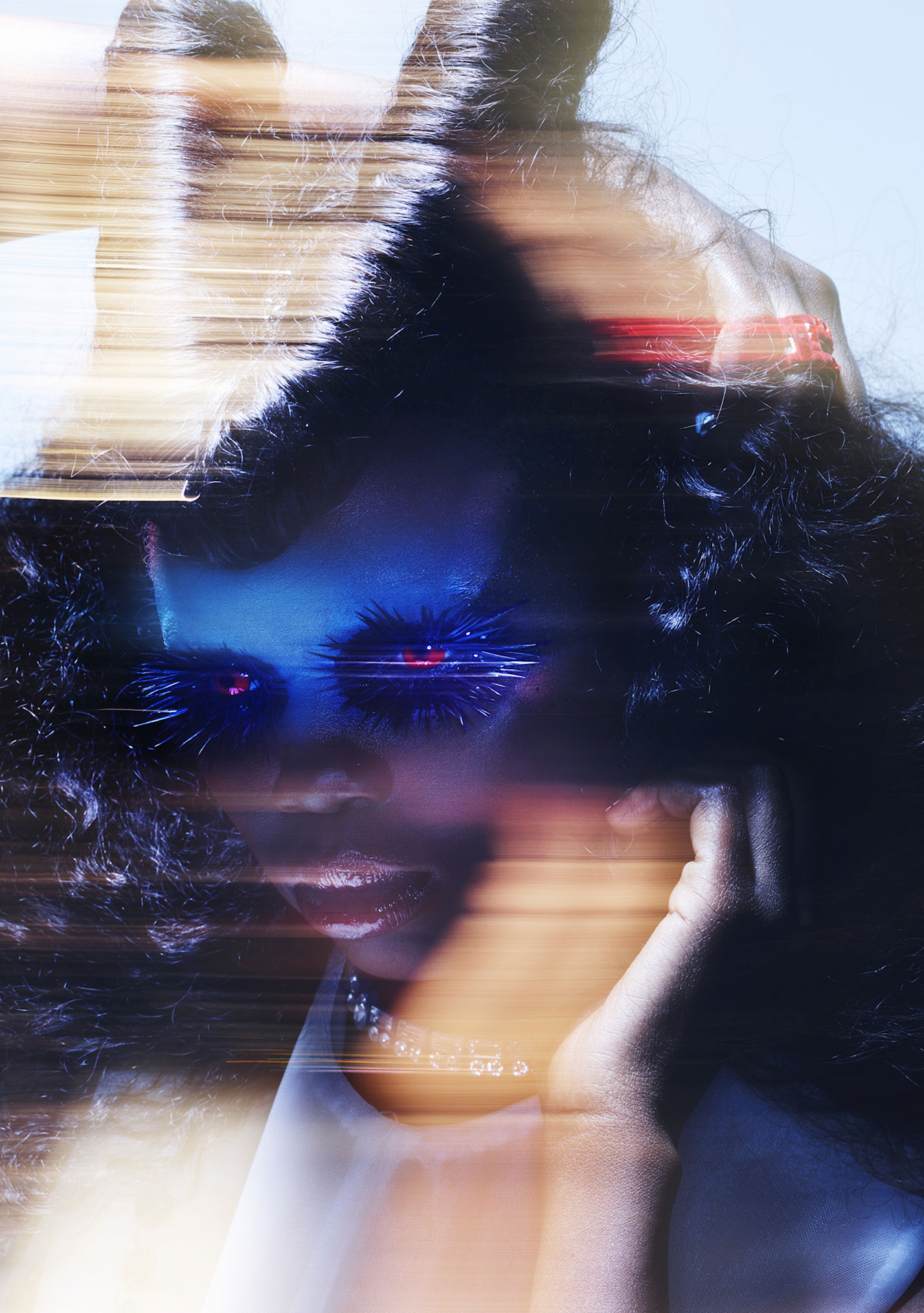 Все краски глянца / фотограф Ник Найт / фото 15