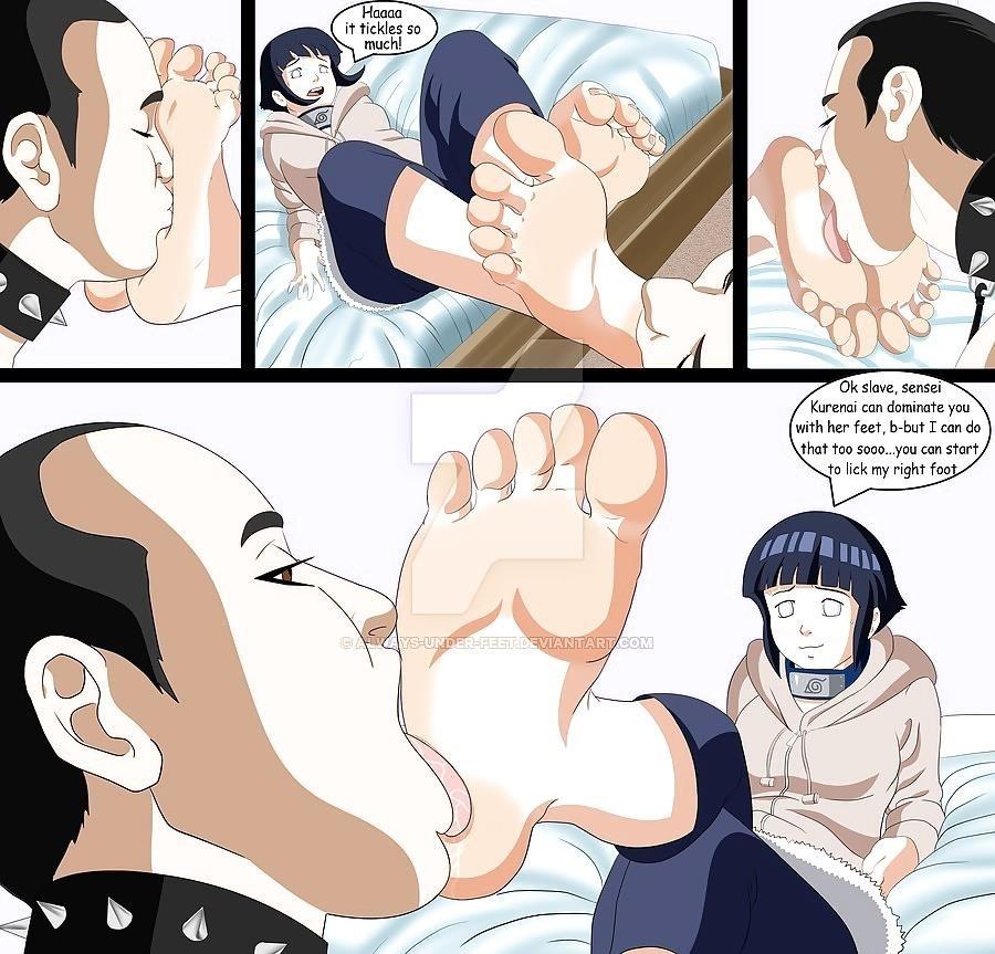Femdom feet porn-9355