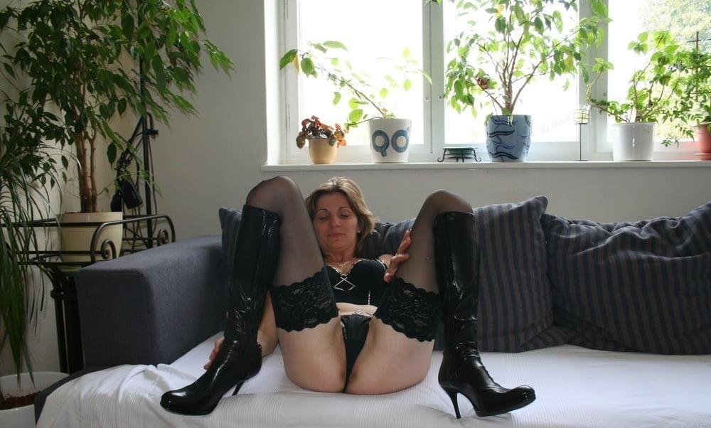 Mature stocking foto-4960