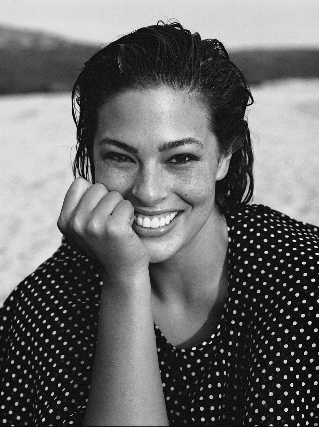 The Superb Ashley Graham by Lachlan Bailey / Vogue Paris november 2018