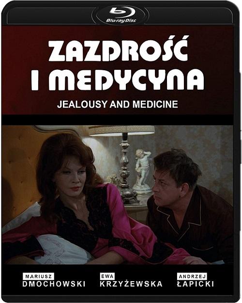 Zazdrość i medycyna (1973) PL.1080p.BluRay.x264.AC3-DENDA / film polski